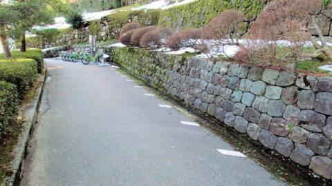 兼六園公立自転車駐輪場
