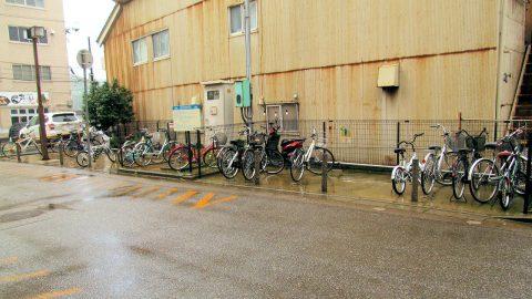 此花町自転車駐輪場