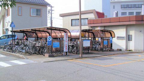 野町駅前自転車駐輪場